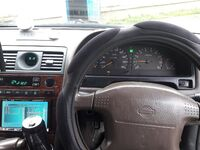 Nissan Laurel Spirit, 1996