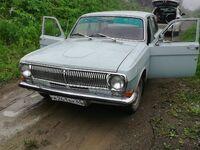 ГАЗ 2410, 1972