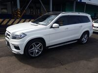 Mercedes-Benz GL400 4Matic , 2014