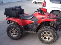 Suzuki King Quad, 2005