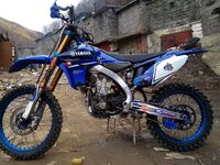Yamaha YFZ 450, 2013