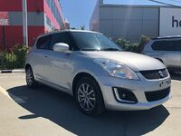 Suzuki Swift, 2014