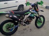 Kawasaki KX250, 2008