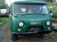 УАЗ 39099, 2002
