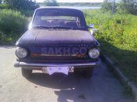 ЗАЗ 968м, 1980