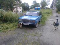 ВАЗ 2107, 1988