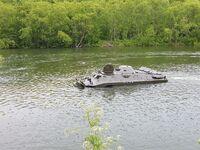 ГАЗ 41, 1985