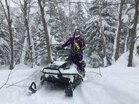 BRP Ski-Doo Tundra Extrem 600 E-TEC, 2012
