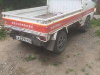 Subaru Sambar, 1992