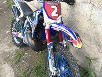 Yamaha WR, 1998