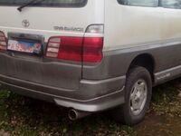 Toyota Grand Hiace, 2002