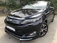 Toyota Harrier, 2015