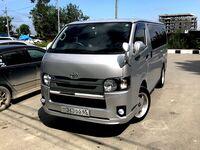 Toyota Hiace, 2015