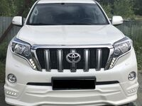Toyota Land Cruiser Prado, 2016