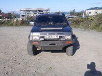 Nissan Terrano, 1995