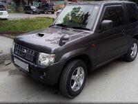 Nissan Kix, 2008