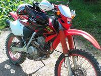 Honda XR250, 2006