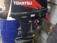 Tohatsu М15, 2014