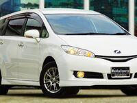 Toyota Wish, 2015
