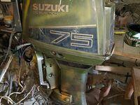 Suzuki 75, 2005