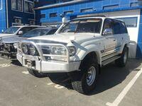 Toyota Land Cruiser, 1995