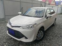 Toyota Corolla Axio, 2015