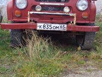 УАЗ 469, 1982