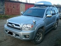 Toyota Hilux Surf, 2005
