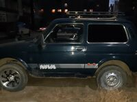 ВАЗ 21213 Нива, 2002