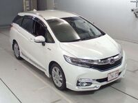 Honda Fit Shuttle, 2015