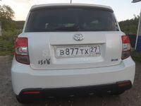 Toyota Ist, 2007