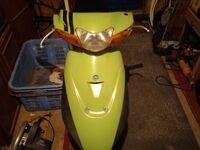 Suzuki Lets, 2006