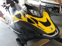 BRP Ski-Doo Tundra WT 550, 2011