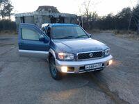 Nissan Terrano, 2000