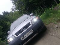 Audi Allroud, 2003