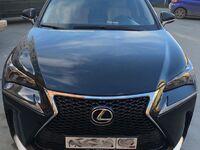 Lexus NX200t, 2014