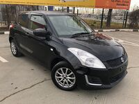 Suzuki Swift, 2015