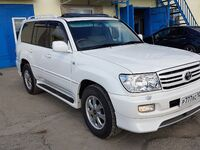 Toyota Land Cruiser, 2008