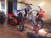 KTM FX 450, 2014
