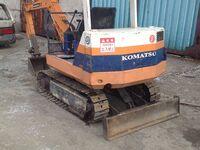 Komatsu PC-12UU, 2000