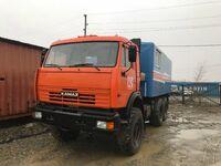 КамАЗ 43114 (6x6), 2010