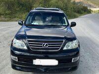 Lexus GX470, 2008