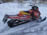 BRP Ski-Doo Summit SP 154 800R E-Tec, 2008