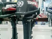 Tohatsu 9.9 2-тактный, 2013