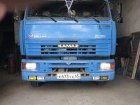 КамАЗ 65117 (6х4), 2009
