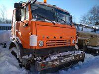 КамАЗ 44108 (6x6), 1981