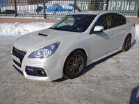 Subaru Legacy B4, 2012