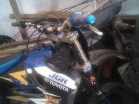 Yamaha YZ125, 2004