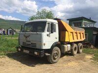 КамАЗ 55111 (6х4), 2004