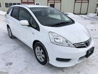 Honda Fit Shuttle, 2013